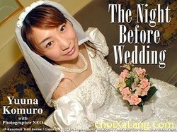 The Night Before Wedding Yuuna Komuro