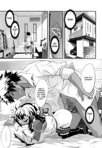 Sasahara Yuuki Chiryou Hentai Manga English