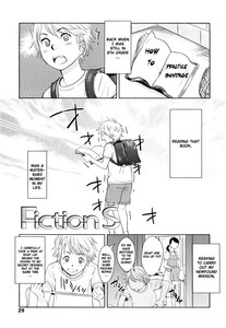 Onizuka Naoshi Fiction S Porno Graffitti Ch.2 Hentai Manga Incest Doujinshi English