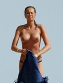 Esther Arroyo Pillada En Topless